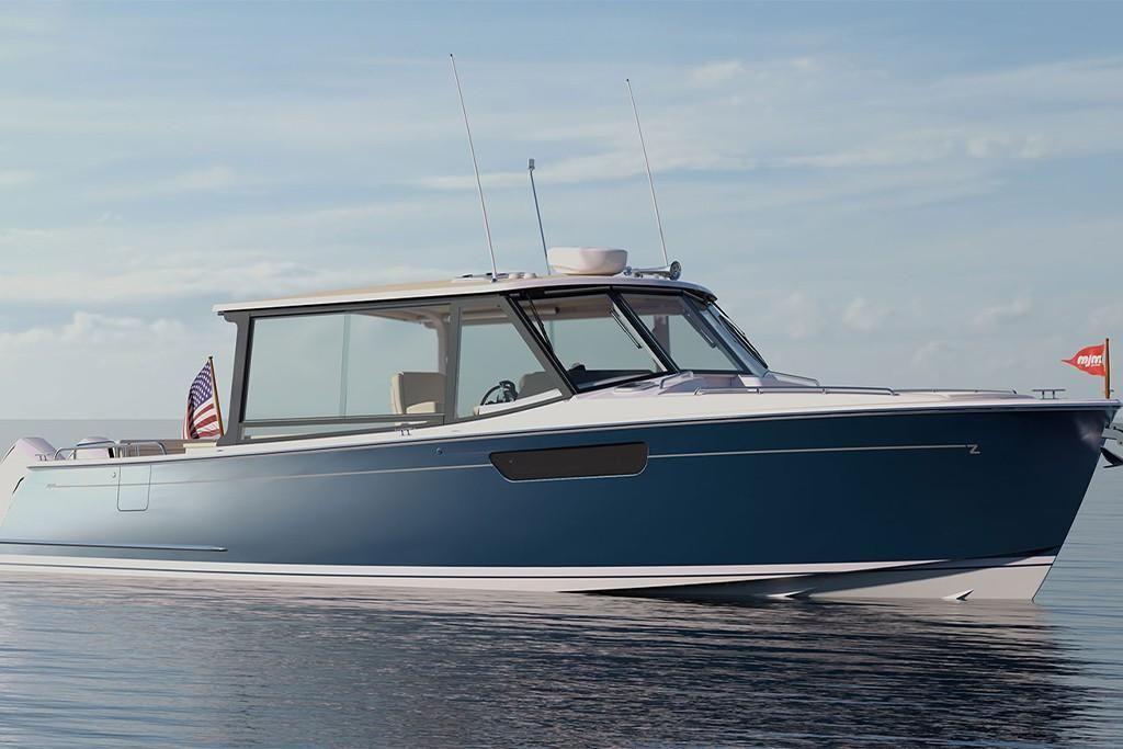 2022 MJM Yachts                                                              3z Image Thumbnail #2
