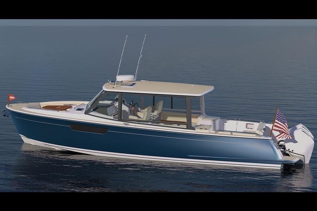 2022 MJM Yachts                                                              3z Image Thumbnail #3