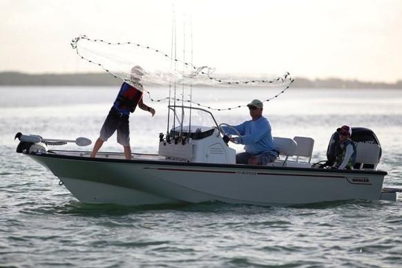 2021 Boston Whaler                                                              170 Montauk Image Thumbnail #2