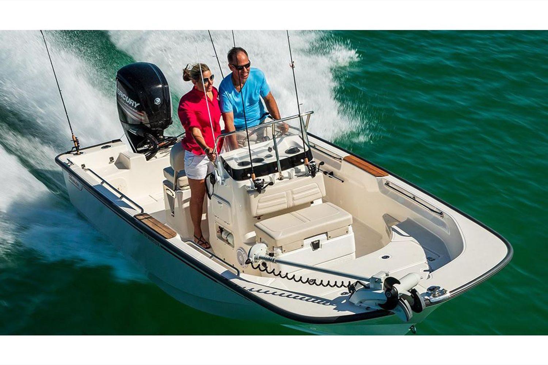 2021 Boston Whaler                                                              170 Montauk Image Thumbnail #1