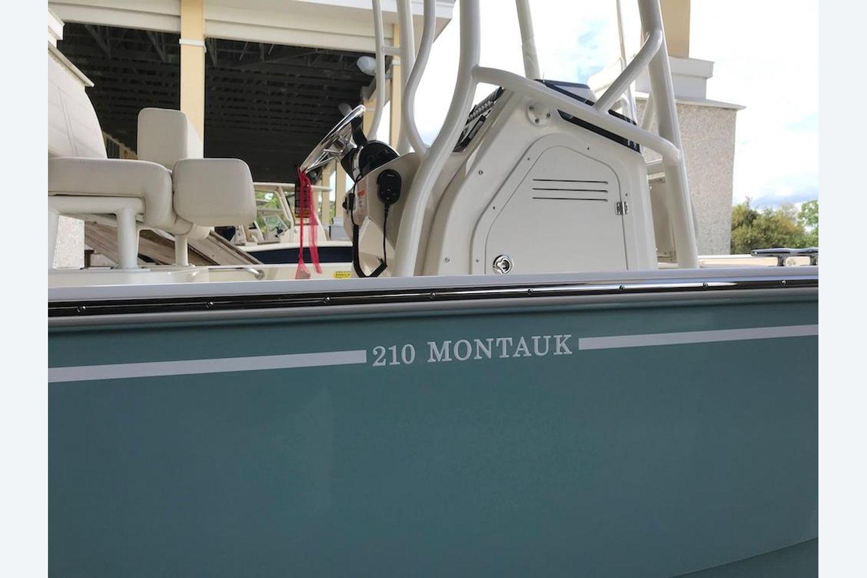 2021 Boston Whaler                                                              210 Montauk Image Thumbnail #11