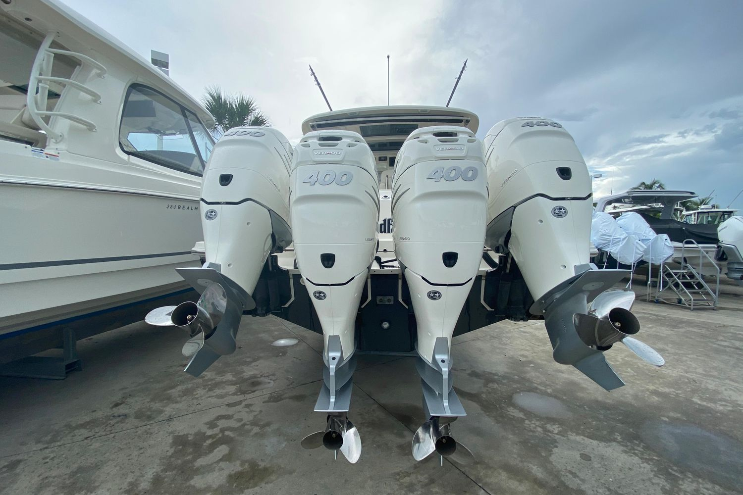2020 Boston Whaler                                                              380 EX Image Thumbnail #2