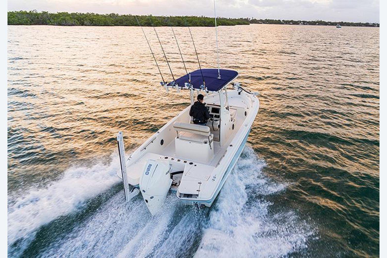 2022 Boston Whaler                                                              220 Dauntless Image Thumbnail #2