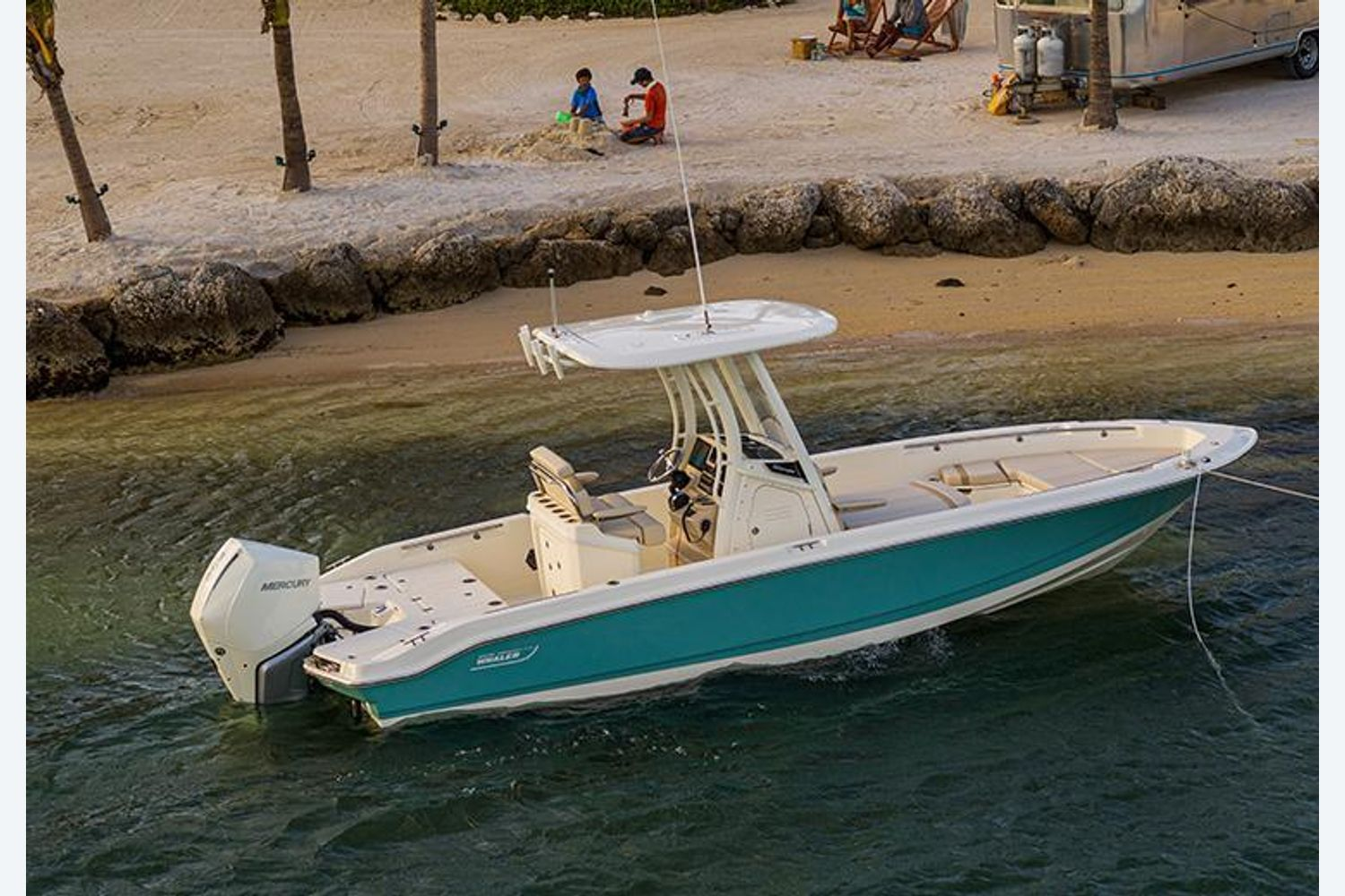 2022 Boston Whaler                                                              250 Dauntless Image Thumbnail #2