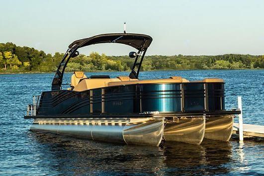 2021 Harris Pontoons Grand Mariner 250