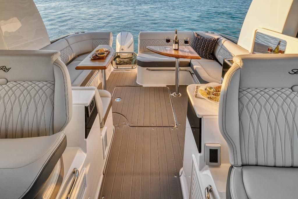 2021 Sea Ray                                                              Sundancer 370 Outboard Image Thumbnail #24