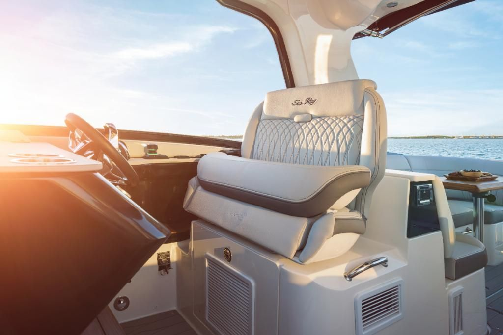 2021 Sea Ray                                                              Sundancer 370 Outboard Image Thumbnail #22