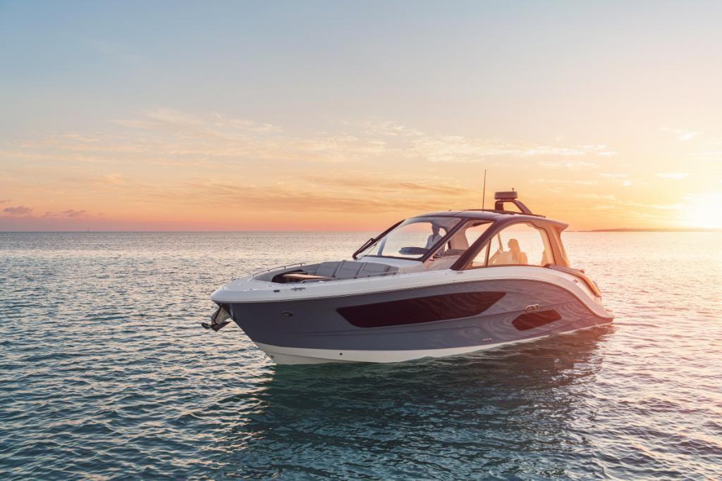 2021 Sea Ray                                                              Sundancer 370 Outboard Image Thumbnail #0