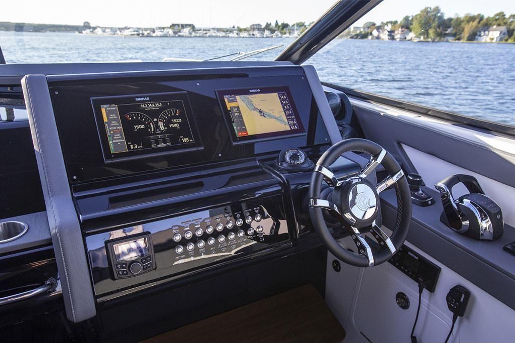 2021 Cruisers Yachts                                                              38 GLS Image Thumbnail #14