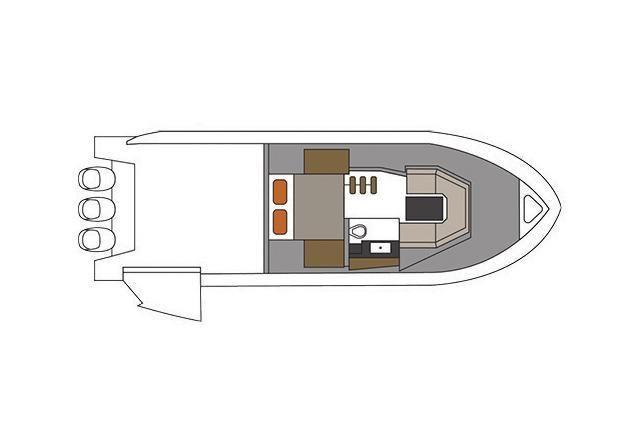 2021 Cruisers Yachts                                                              38 GLS Image Thumbnail #20