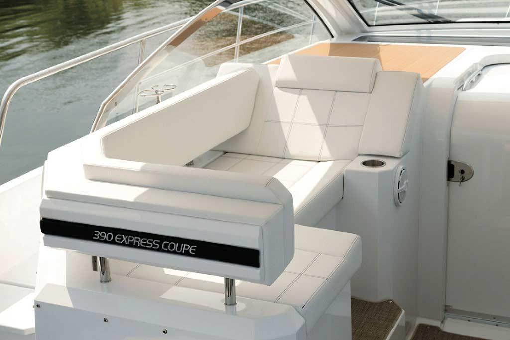 2022 Cruisers Yachts                                                              39 Express Coupe Image Thumbnail #16