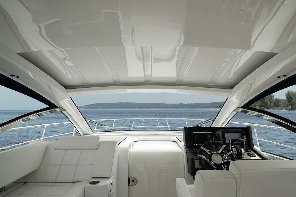 2022 Cruisers Yachts                                                              39 Express Coupe Image Thumbnail #14