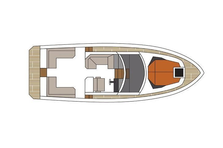 2022 Cruisers Yachts                                                              39 Express Coupe Image Thumbnail #22