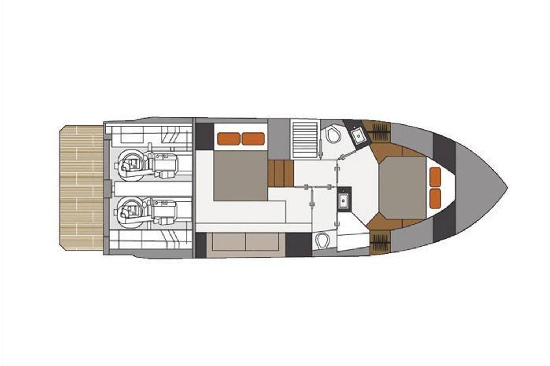 2022 Cruisers Yachts                                                              42 Cantius Image Thumbnail #17