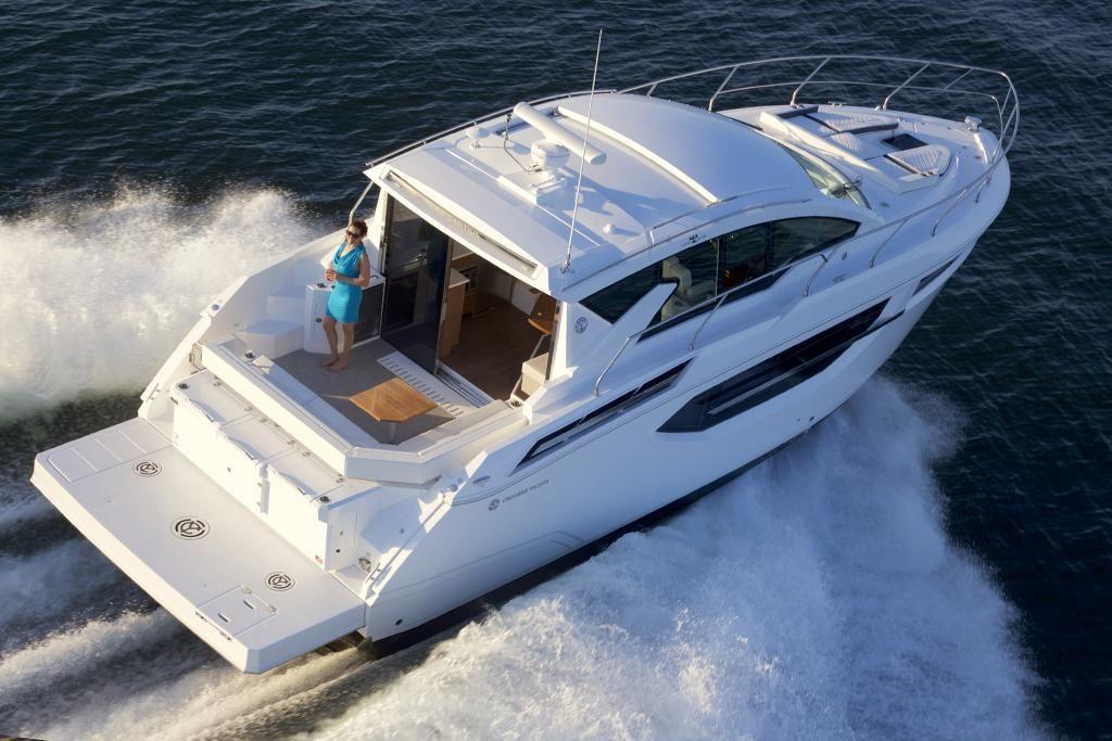 2022 Cruisers Yachts                                                              42 Cantius Image Thumbnail #3