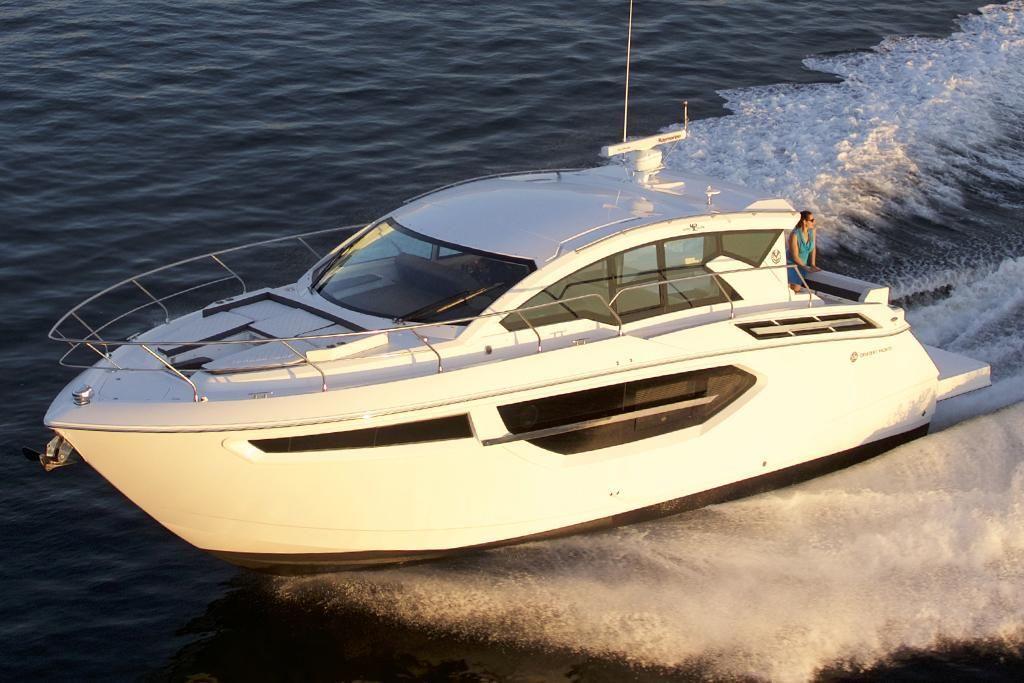 2022 Cruisers Yachts                                                              42 Cantius Image Thumbnail #1