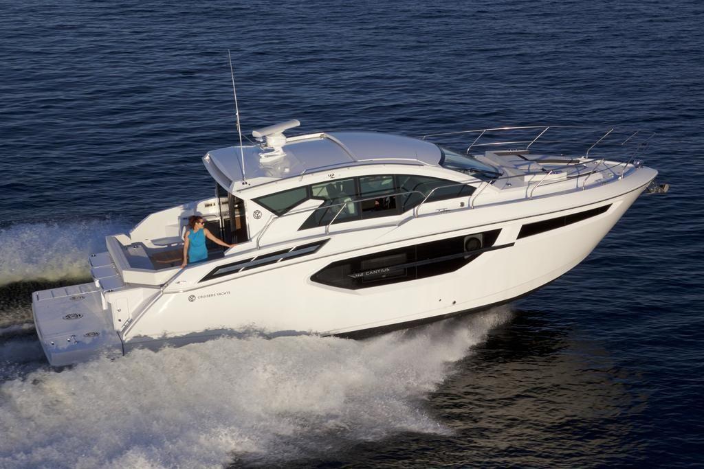 2022 Cruisers Yachts                                                              42 Cantius Image Thumbnail #2
