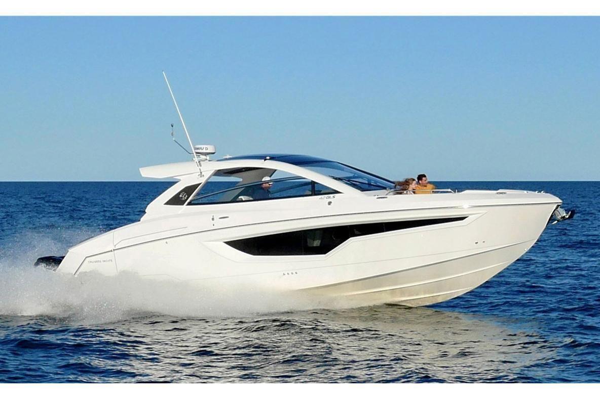 2021 Cruisers Yachts                                                              42 GLS Image Thumbnail #0