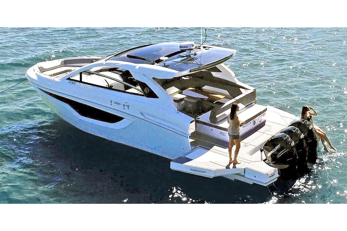 2021 Cruisers Yachts                                                              42 GLS Image Thumbnail #2