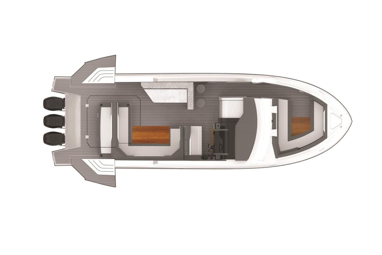 2021 Cruisers Yachts                                                              42 GLS Image Thumbnail #13