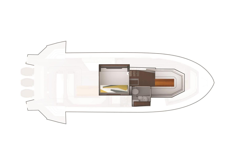 2021 Cruisers Yachts                                                              42 GLS Image Thumbnail #14