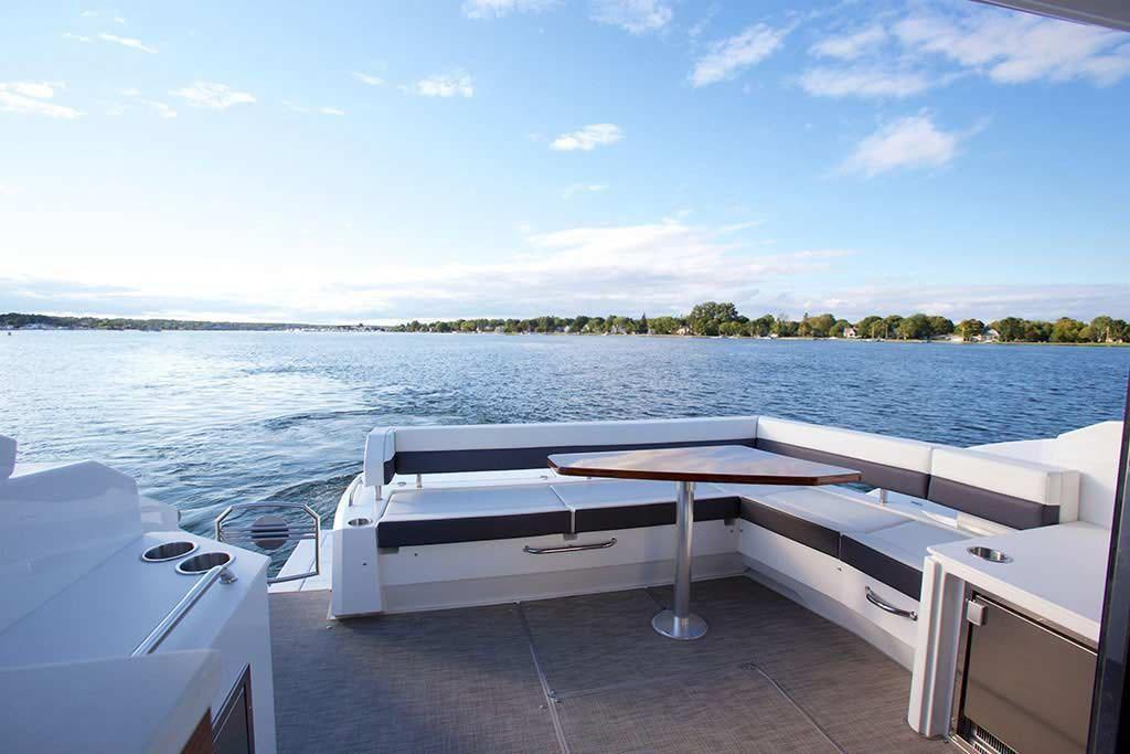 2022 Cruisers Yachts                                                              46 Cantius Image Thumbnail #4