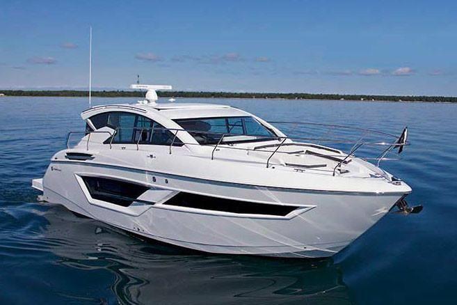 2022 Cruisers Yachts                                                              46 Cantius Image Thumbnail #1
