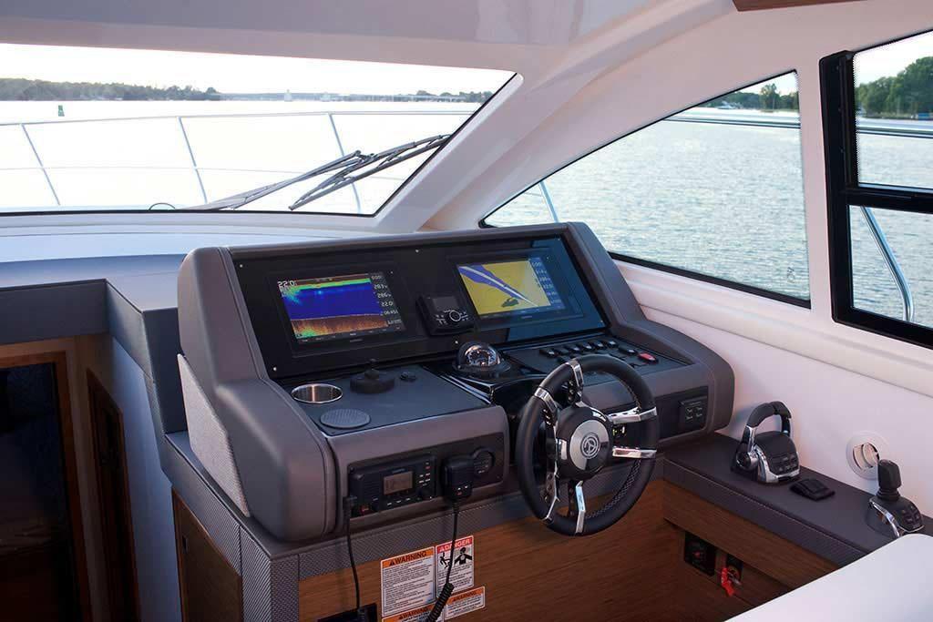 2022 Cruisers Yachts                                                              46 Cantius Image Thumbnail #8