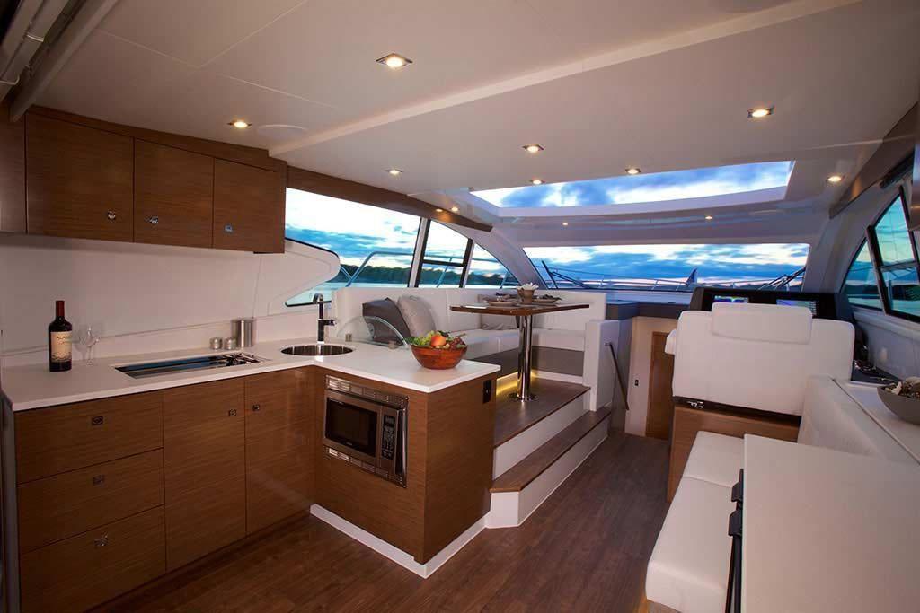 2022 Cruisers Yachts                                                              46 Cantius Image Thumbnail #7