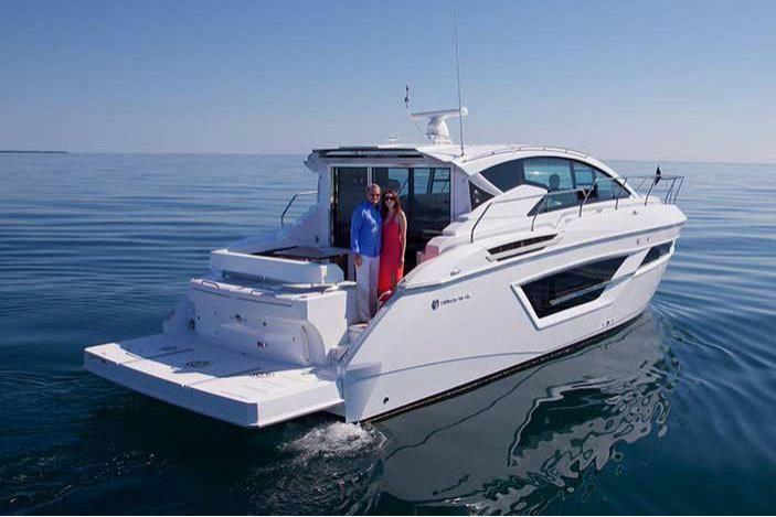 2022 Cruisers Yachts                                                              46 Cantius Image Thumbnail #2