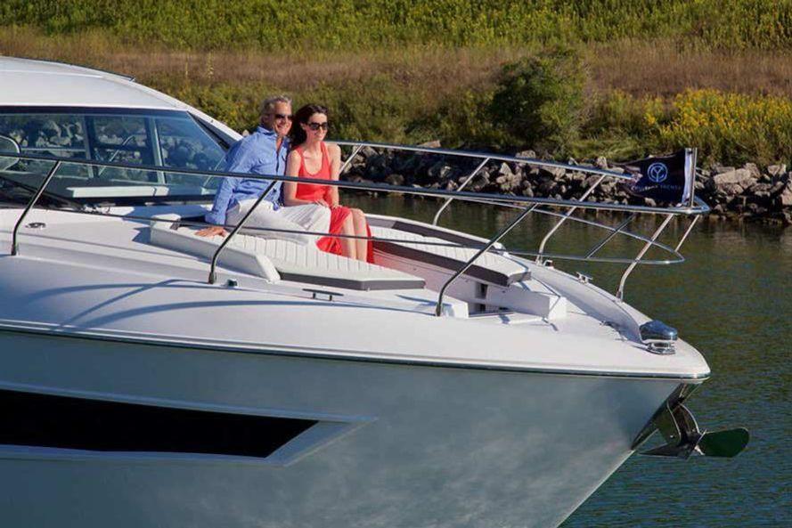 2022 Cruisers Yachts                                                              46 Cantius Image Thumbnail #3