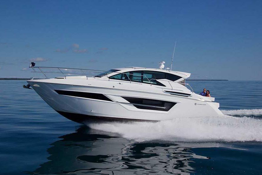2022 Cruisers Yachts                                                              46 Cantius Image Thumbnail #0
