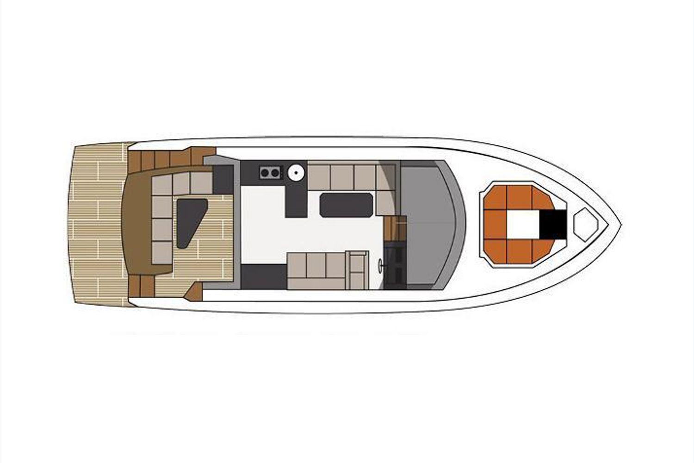 2022 Cruisers Yachts                                                              46 Cantius Image Thumbnail #15