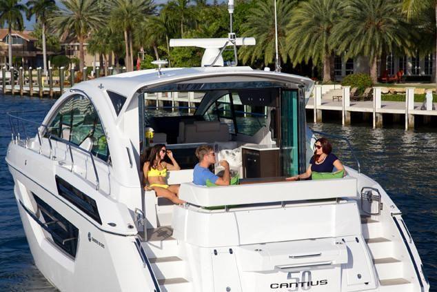 2021 Cruisers Yachts                                                              50 Cantius Image Thumbnail #3