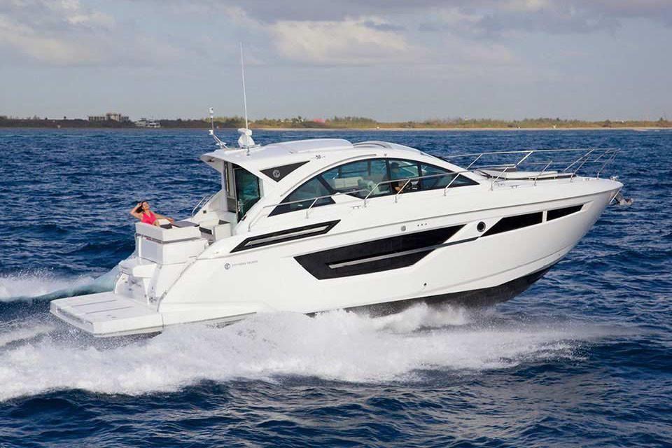 2021 Cruisers Yachts                                                              50 Cantius Image Thumbnail #0