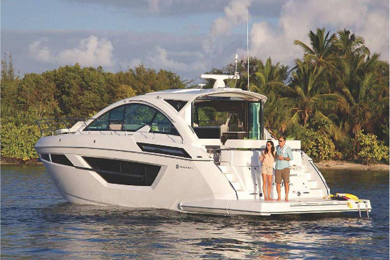 2021 Cruisers Yachts                                                              50 Cantius Image Thumbnail #2