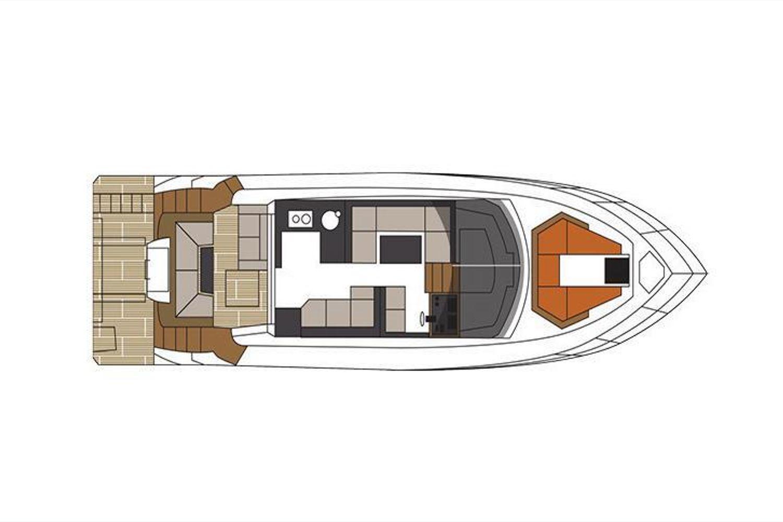 2021 Cruisers Yachts                                                              50 Cantius Image Thumbnail #21