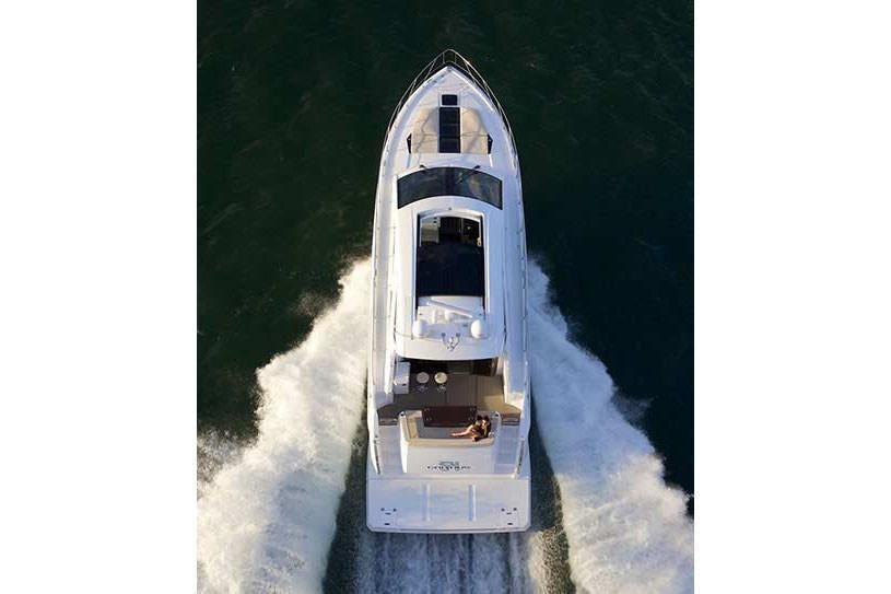 2021 Cruisers Yachts                                                              54 Cantius Image Thumbnail #1