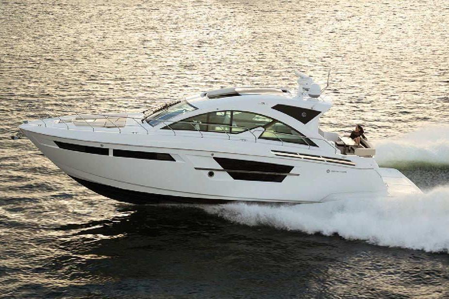 2022 Cruisers Yachts                                                              54 Cantius Image Thumbnail #0