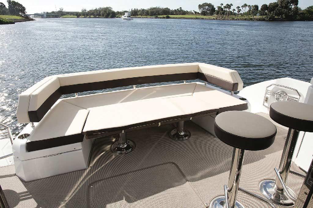 2022 Cruisers Yachts                                                              54 Cantius Image Thumbnail #6