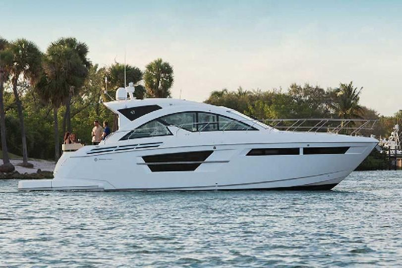 2022 Cruisers Yachts                                                              54 Cantius Image Thumbnail #2