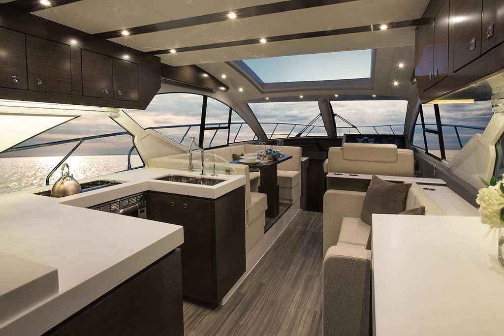 2021 Cruisers Yachts                                                              54 Cantius Image Thumbnail #10