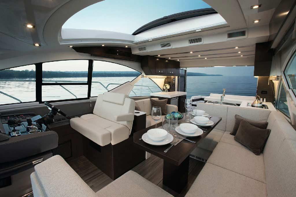 2022 Cruisers Yachts                                                              54 Cantius Image Thumbnail #7