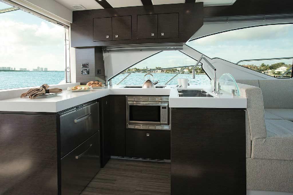 2022 Cruisers Yachts                                                              54 Cantius Image Thumbnail #8