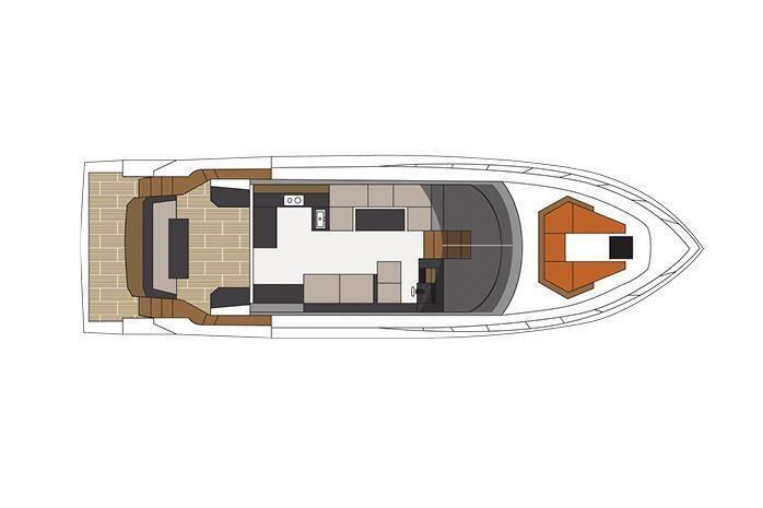2021 Cruisers Yachts                                                              54 Cantius Image Thumbnail #21