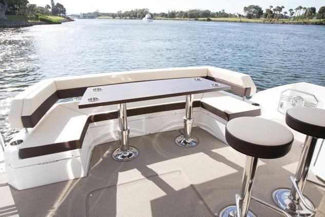 2021 Cruisers Yachts                                                              54 Fly Image Thumbnail #10