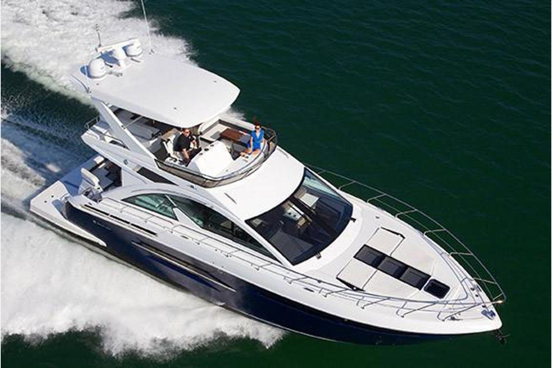 2021 Cruisers Yachts                                                              54 Fly Image Thumbnail #6