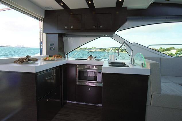 2022 Cruisers Yachts                                                              54 Fly Image Thumbnail #13
