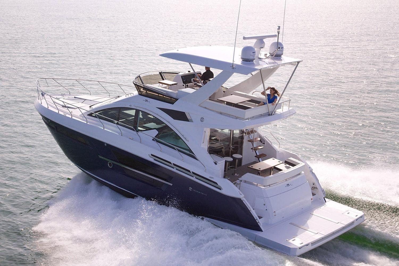 2021 Cruisers Yachts                                                              54 Fly Image Thumbnail #4