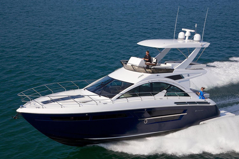 2022 Cruisers Yachts                                                              54 Fly Image Thumbnail #2
